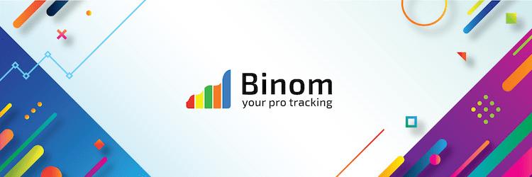 Binom — your pro tracking